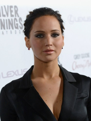 """Silver Linings Playbook"" LA Screening - Arrivals - 19 Nov 2012"