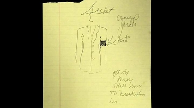 """Smooth Criminal"" Costume Design"