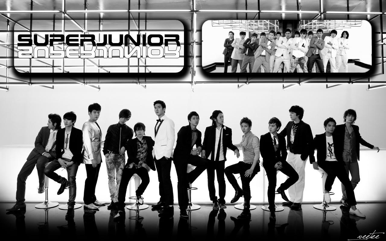 BEAST, SNSD, Super Junior ♥Super Junior♥