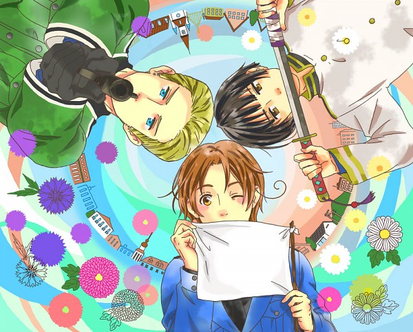 The Axis Powers~ - Hetalia Photo (32851078) - Fanpop