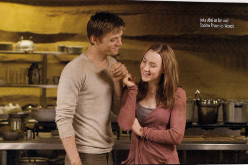 Jake Abel fondo de pantalla with a stove and a cocina entitled 'The Host' movie companion pictures