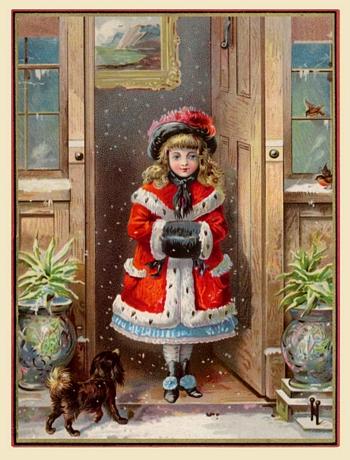 Christmas wallpaper called ★ Vintage Christmas ☆