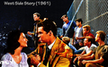 West Side Story 1961 - classic-movies wallpaper