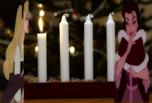 """""""What's so funny, have आप ever seen a candle before?"""""""