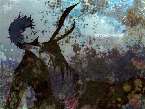 Psycho-Pass 壁紙 possibly with an octopus entitled ^-^