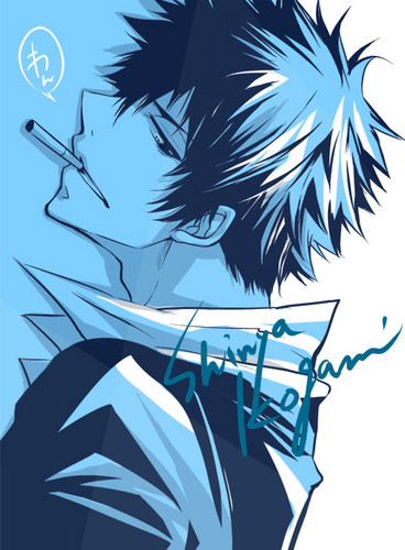Psycho-Pass 壁紙 containing アニメ called ^-^
