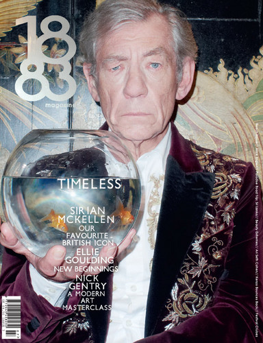 1883 Magazine The Timeless Issue Cover