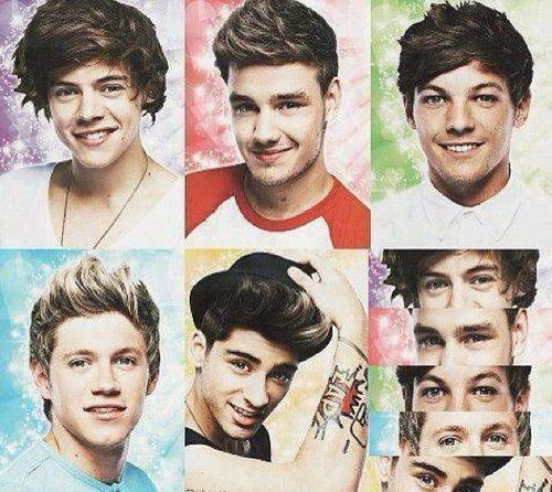 One Direction wallpaper with a portrait called 1D