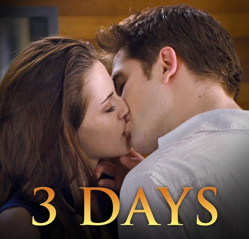 3 Days Until Breaking Dawn Part 2