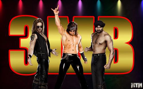 WWE wallpaper titled 3MB