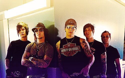 Avenged Sevenfold wallpaper probably with sunglasses entitled A7X