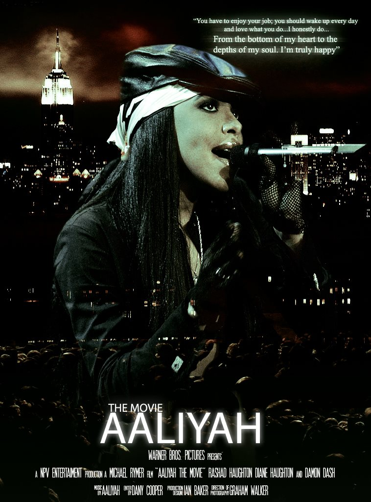 AALIYAH THE MOVIE (this is fanmade only)