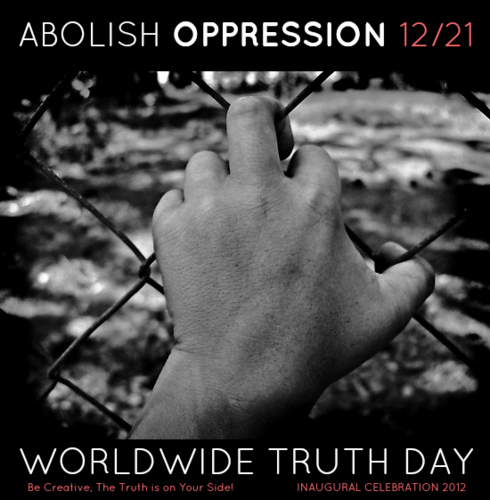 Abolish Oppression 12/21