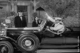 The Addams Family 1964 wallpaper probably with an internal combustion engine titled Addam's car