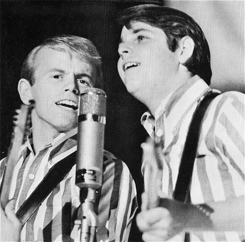 Al Jardine & Carl Wilson