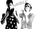 Alex Meraz and Lauren Cohan - lauren-cohan fan art
