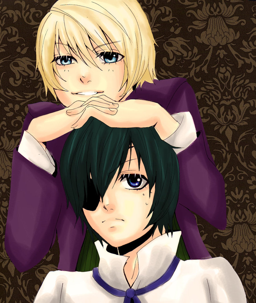 AloCiel~ ♥ - Ciel X Alois Photo (32840038) - Fanpop