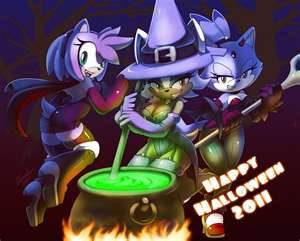 Amy,Rouge,Blaze