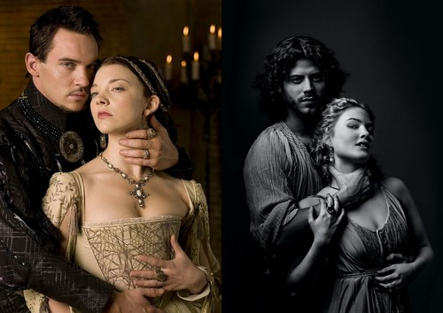 Anne and Henry vs Cesare and Lucrezia