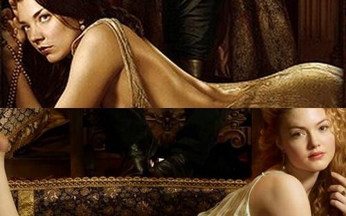 Anne vs Lucrezia - Undergarment Promo Pic