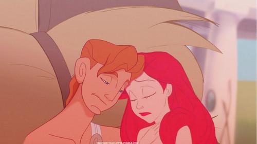 Ariel/Hercules.