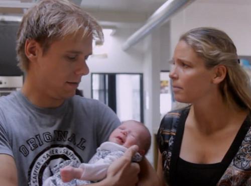Armin,Erica and Fenna van Buuren!!