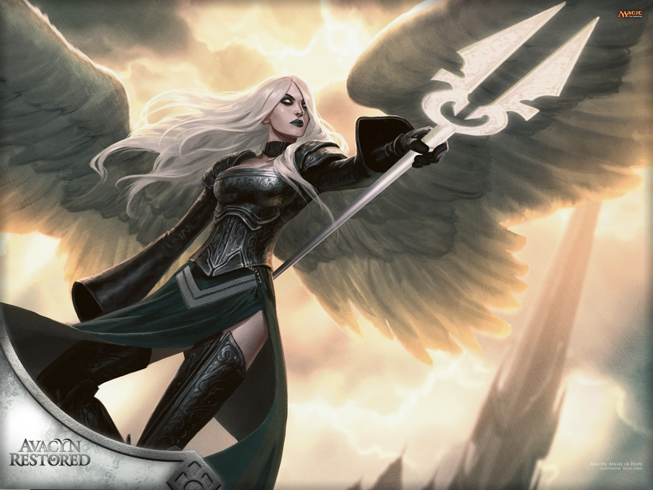 Magic the Gathering images Avacyn HD wallpaper and background photos