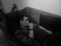 Awww Josh Asleep