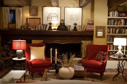 BD 2 pics(Edward&Bella's cottage,living room)