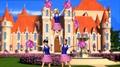Barbie Princess Charm School - Bloopers