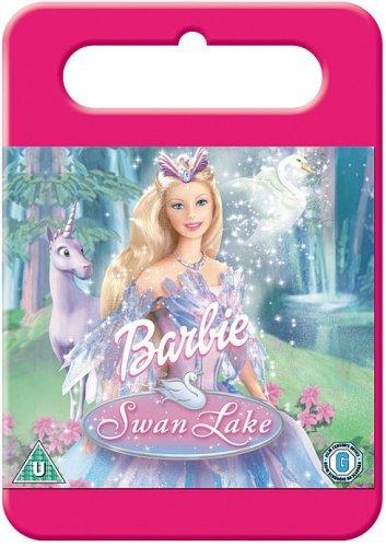 barbie of angsa, swan Lake DVD
