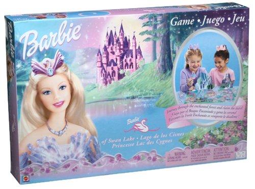 Барби of лебедь Lake - Game Board