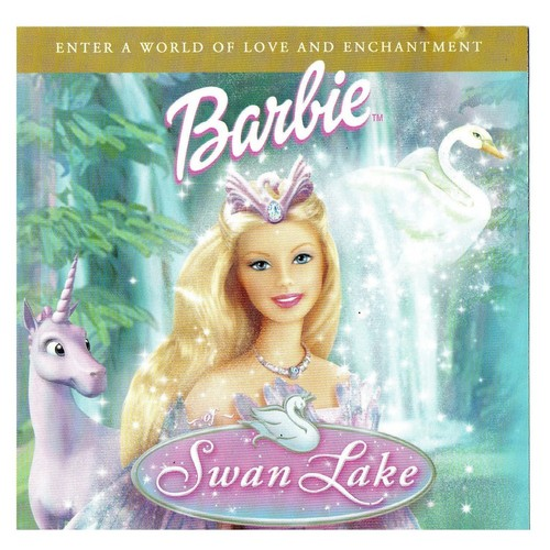 búp bê barbie of thiên nga Lake - OST album