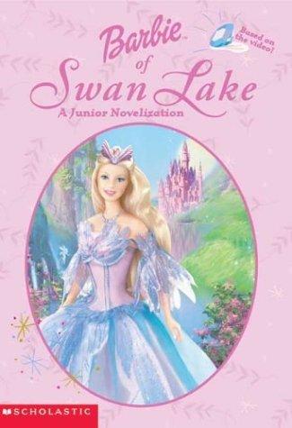バービー of 白鳥, スワン Lake book