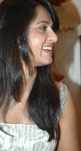 Anushka Shetty wallpaper containing a portrait entitled Beautiful Anushka