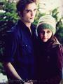 Bella & Edward - twilight-series photo