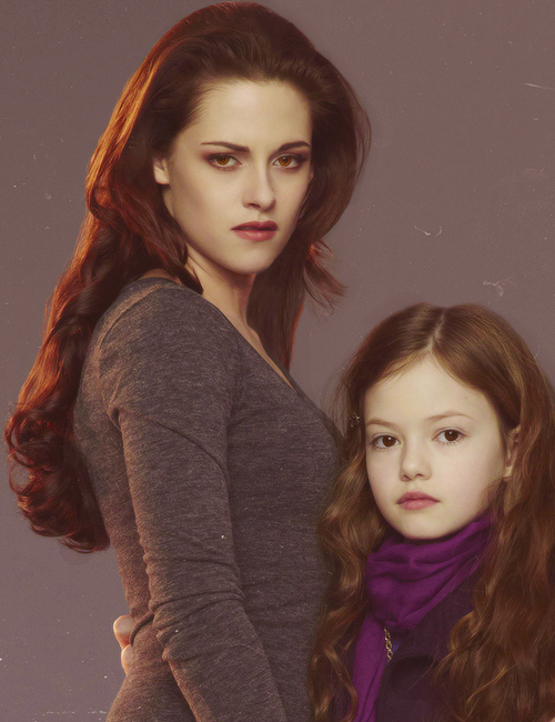 Bella and Nessie