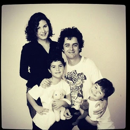 Billie Joe + Family
