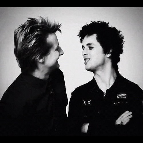 Billie and Tre