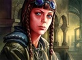 Braids - magic-the-gathering photo