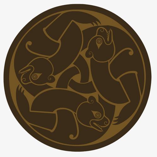 Merida - Legende der Highlands Hintergrund entitled Clan DunBroch