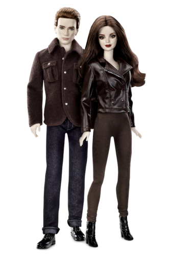 Breaking dawn dolls