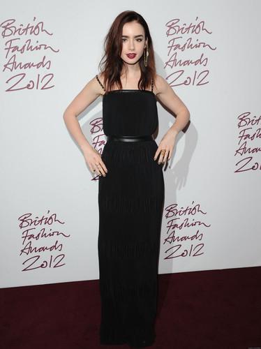 British Fashion Awards 2012 (November 27, 2012)