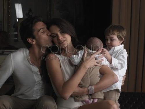 Buffon and his family