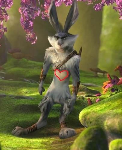 Bunnymund heart?