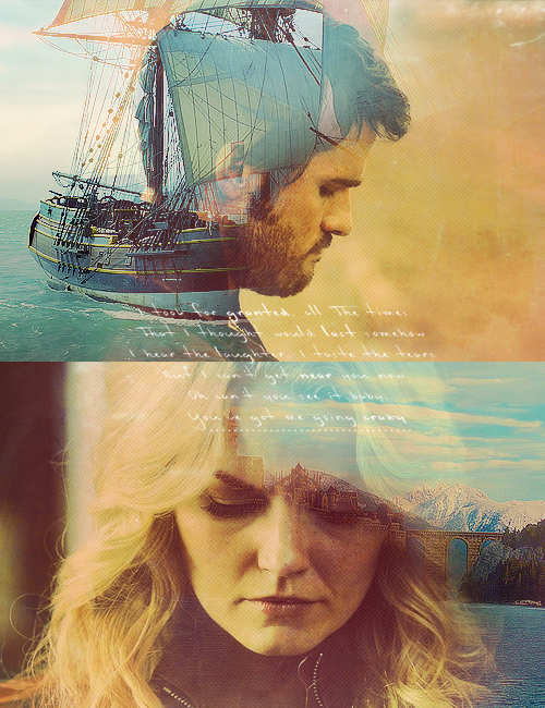 "Once Upon A Time - Captain Swan {Hook/Emma} #7: ""You would ..."
