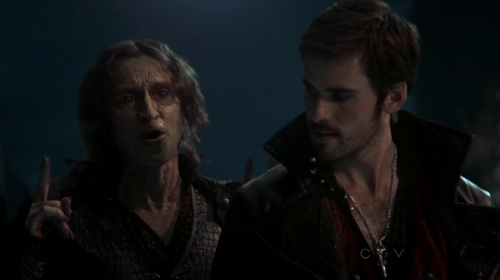 Captain Hook/Kilian Jones