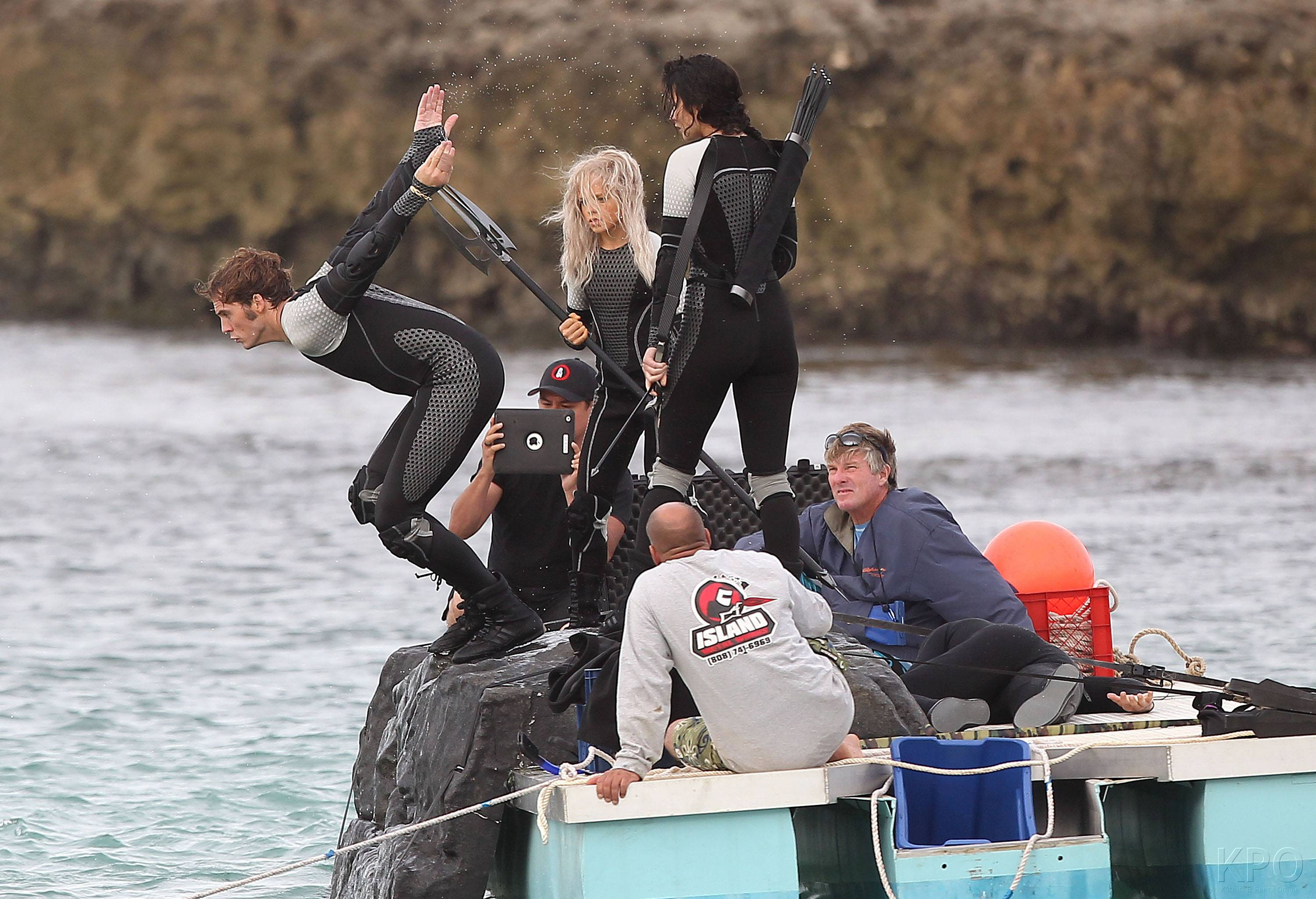 Catching Fire shooting in Hawaii the hunger games 32877062 3000 2050 Thirteen for 2013: The Movie Preview