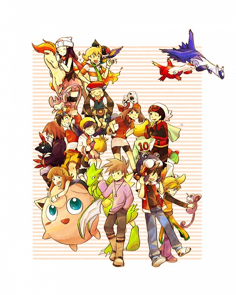 Pokemon Characters Images