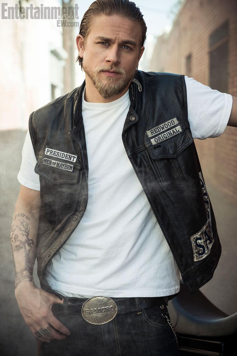 Charlie Hunnam - Entertainment Weekly Photoshoot - Sons Of Anarchy ...